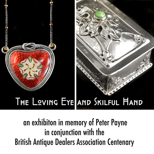 The Loving Eye and Skilful Hand an exhibition in memory of Peter Payne