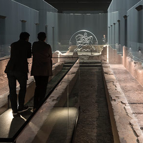 BADA Friends Billingsgate Roman Bath House and Mitheaeum