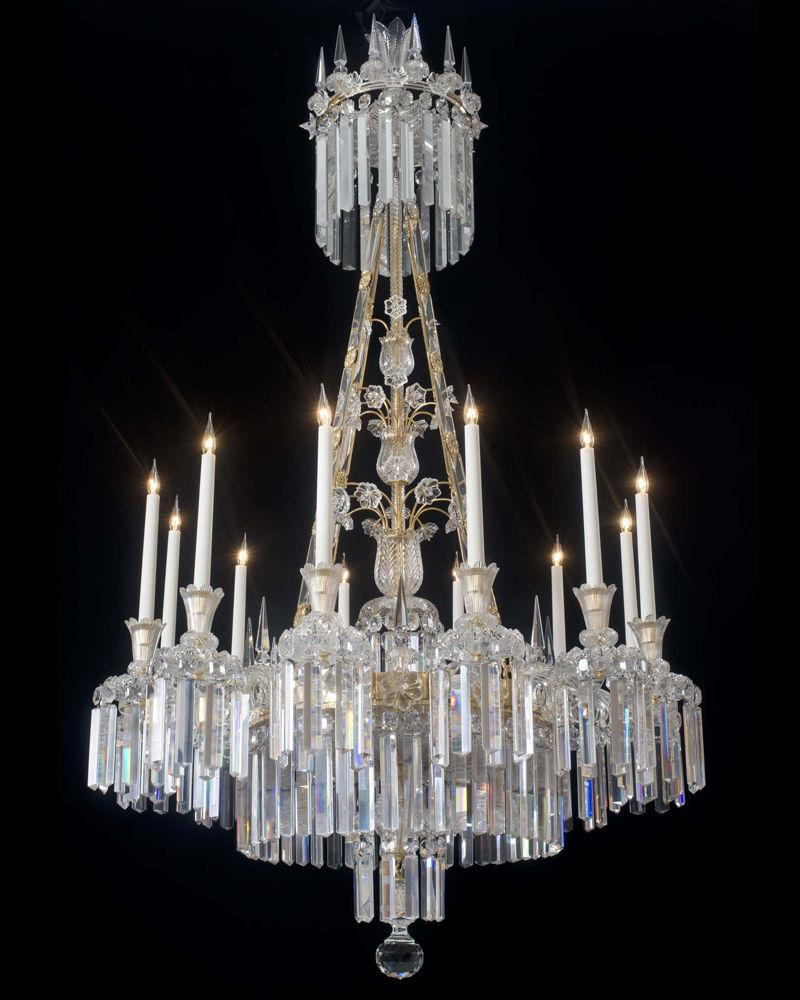 A highly important extremely rare english william iv antique a highly important extremely rare english william iv antique chandelier english circa 1835 arubaitofo Image collections