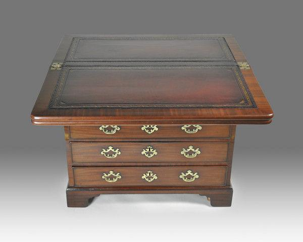 Mahogany Metamorphic Bachelor's Chest