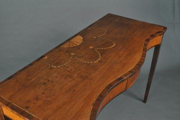 Hepplewhite Serving or Hall Table