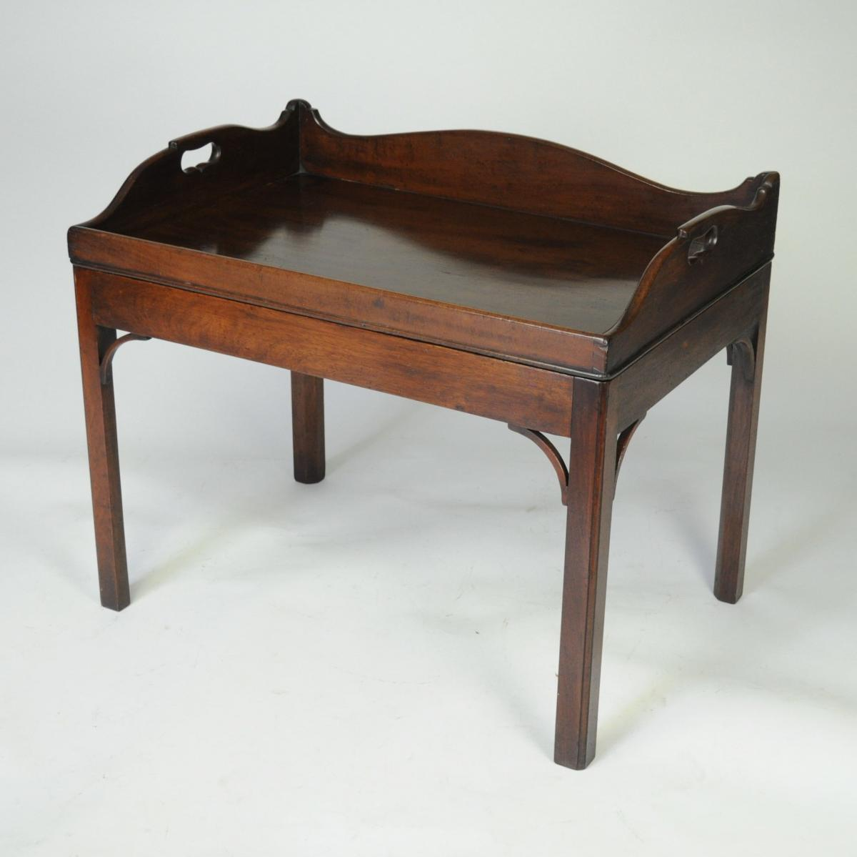 Butler's Tray on Stand/Coffee Table