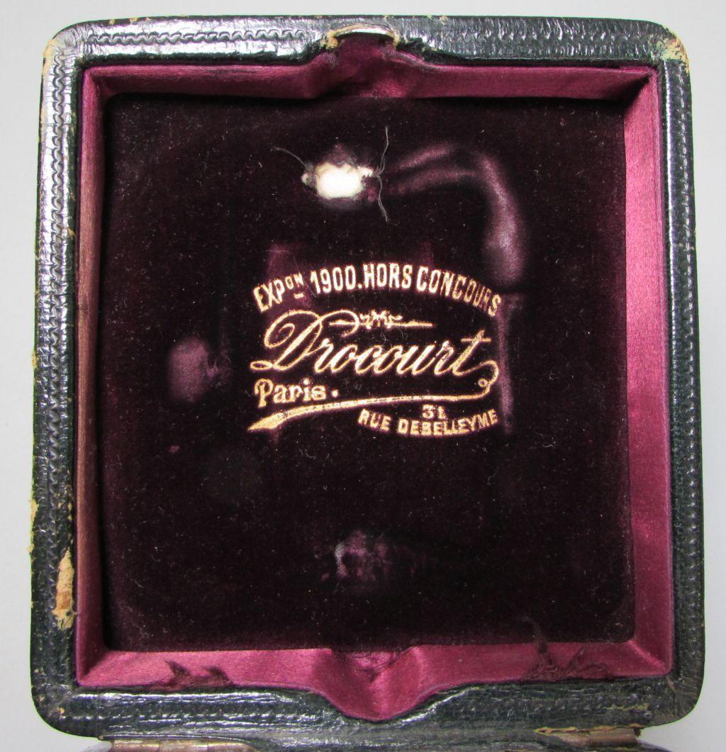 Drocourt 28978 box lid