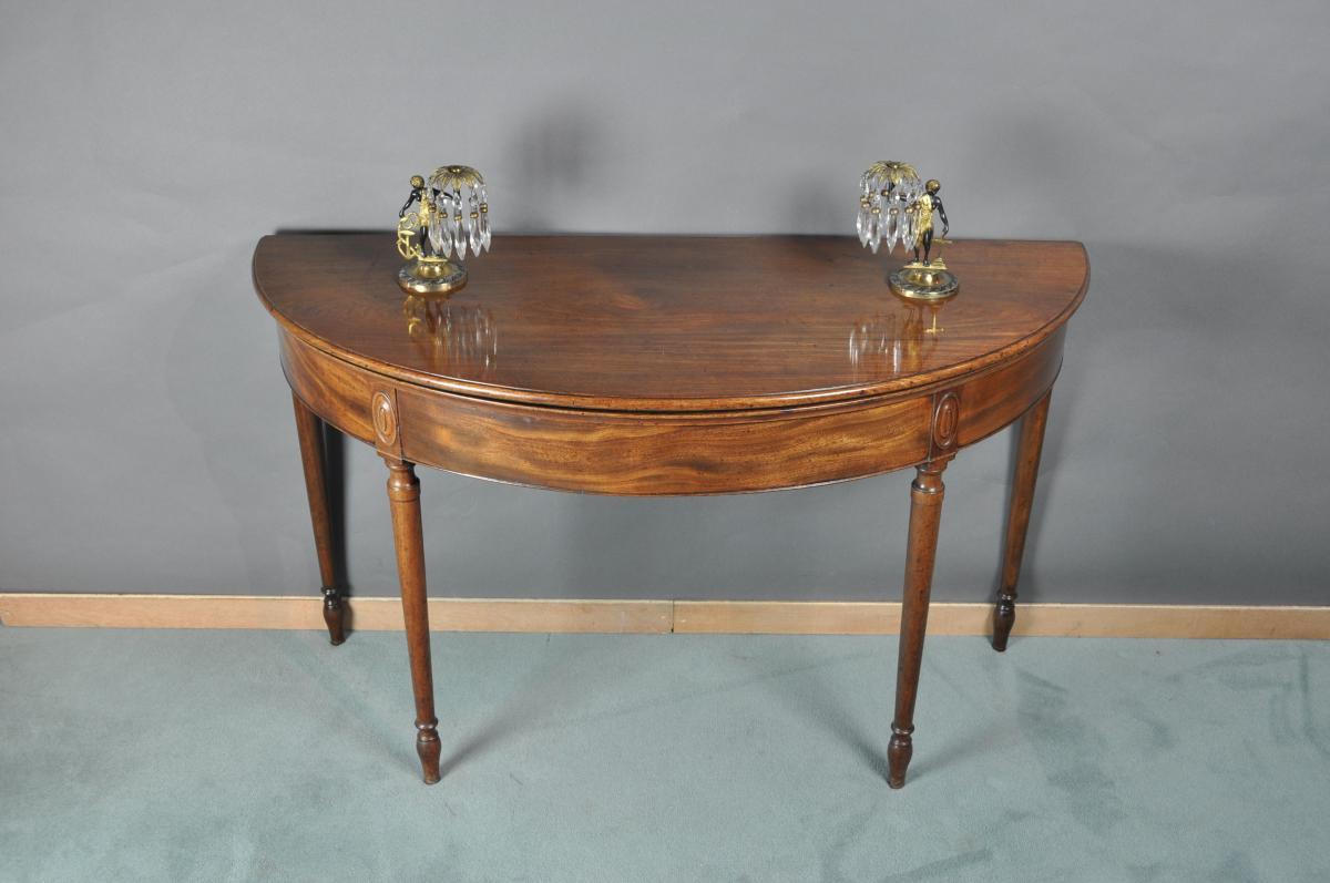 INCE & MAYHEW Tea Table