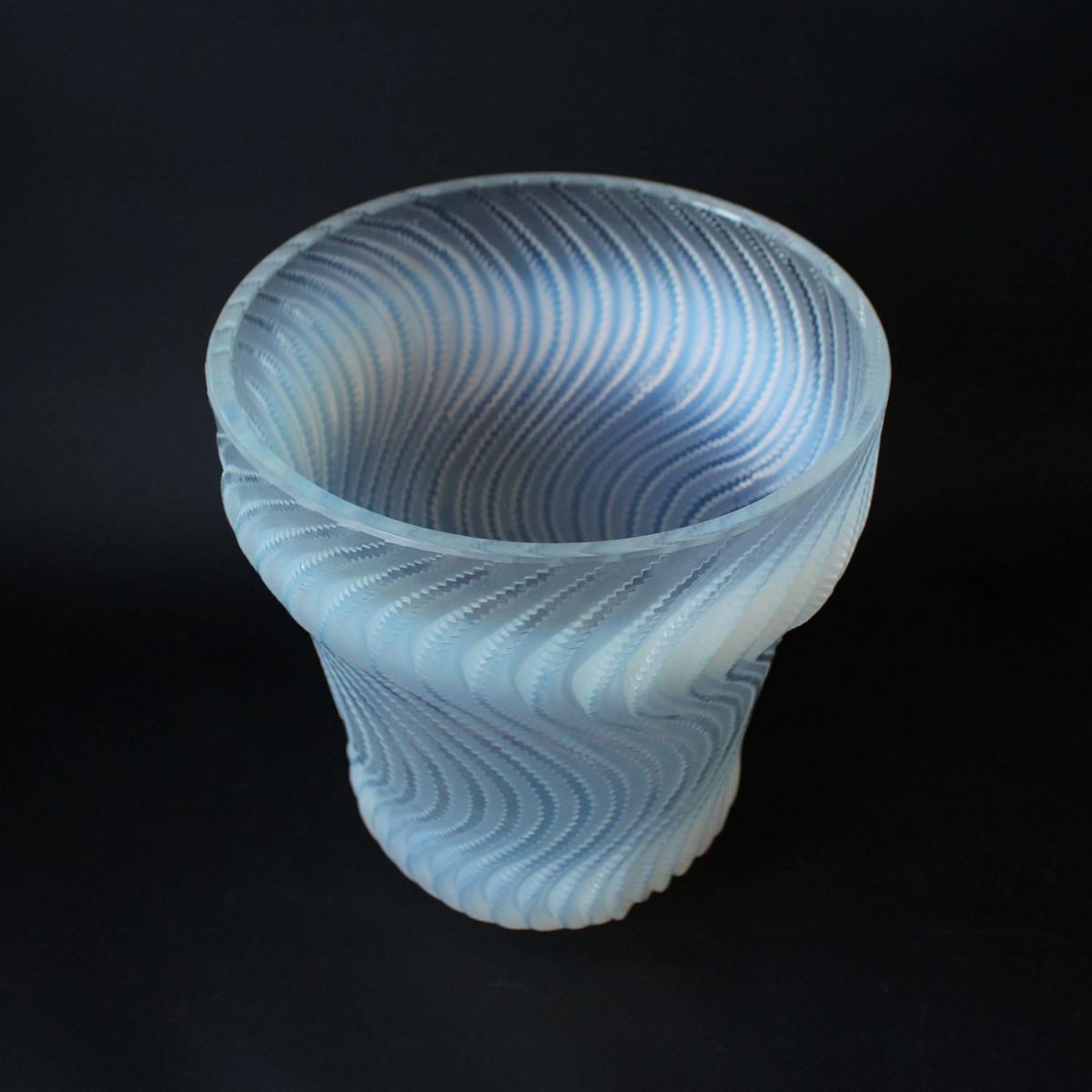 Rene Lalique Actinia Vase