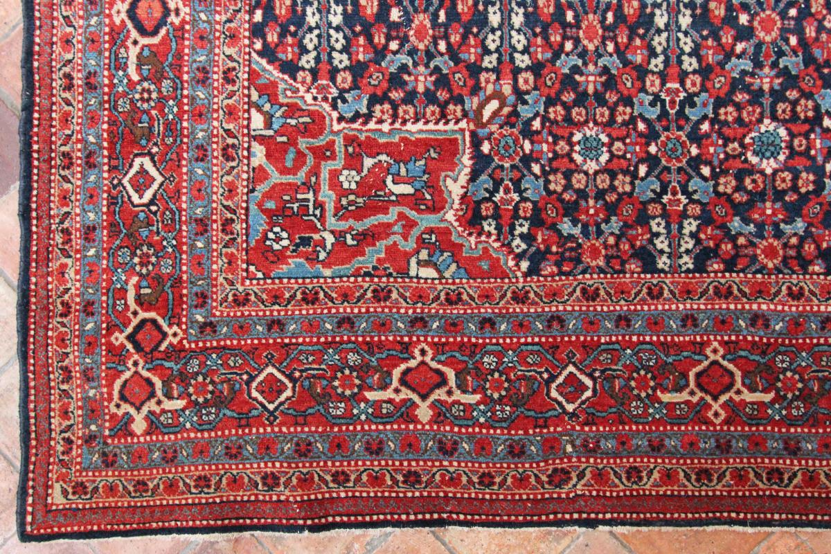 c0649b1a46c8e Guide To Persian Antique Tabriz Rugs Claremont Rug Company