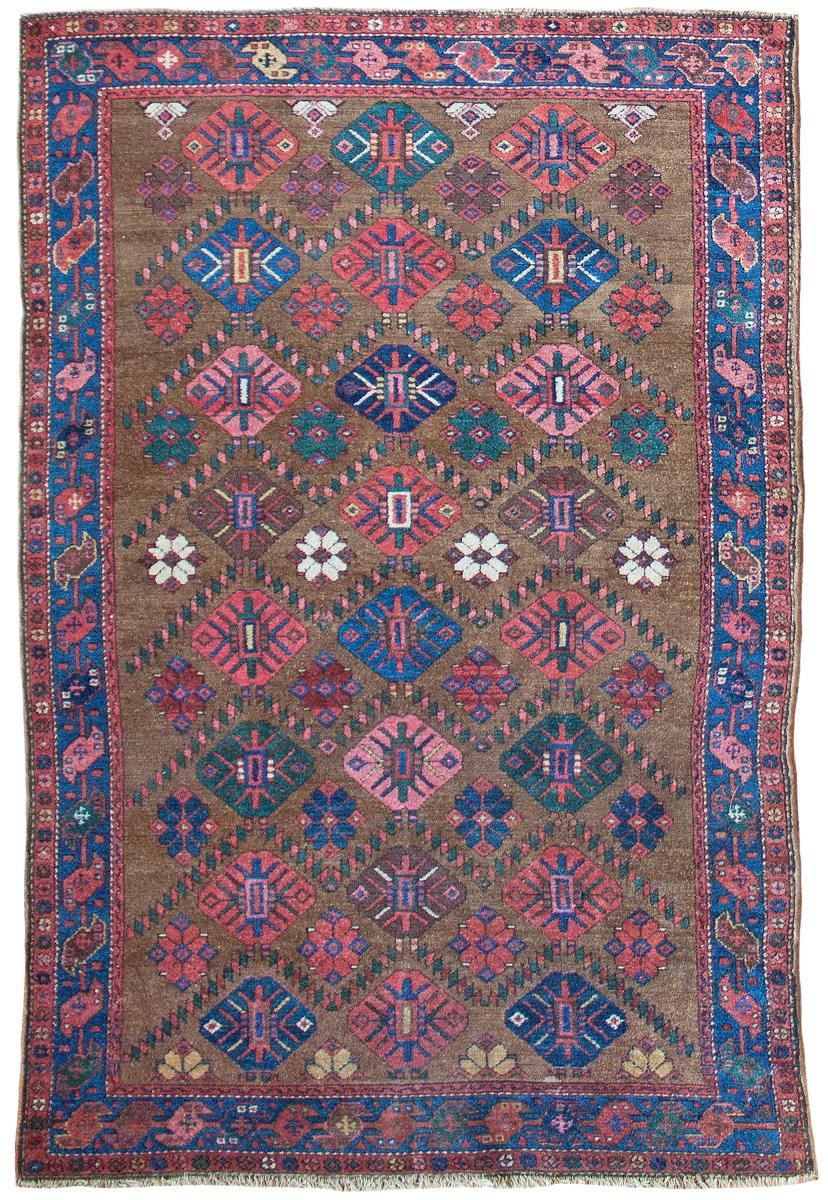 Antique Kurdish rug
