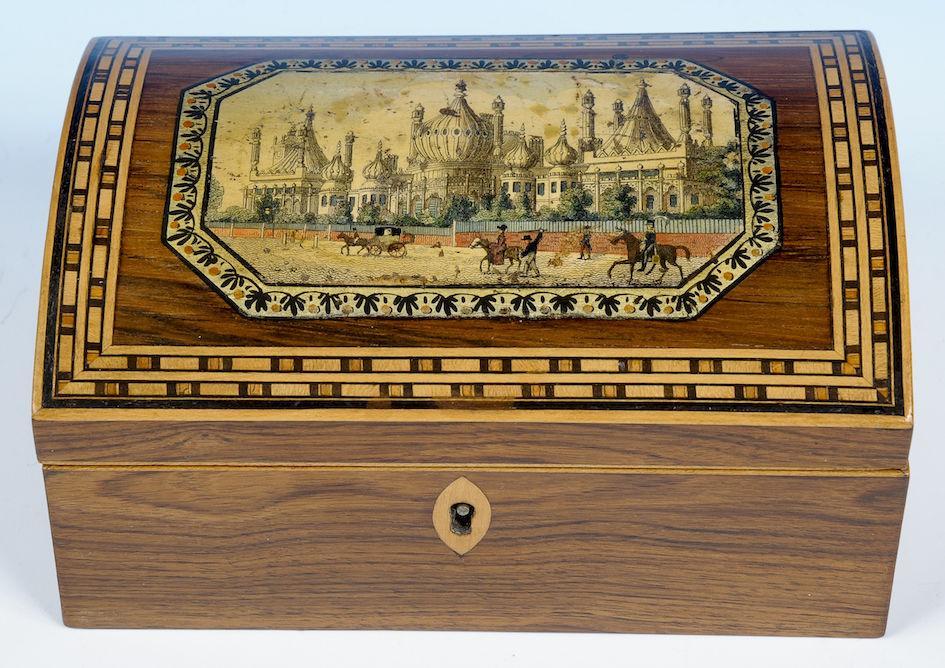 Tunbridge Ware Box