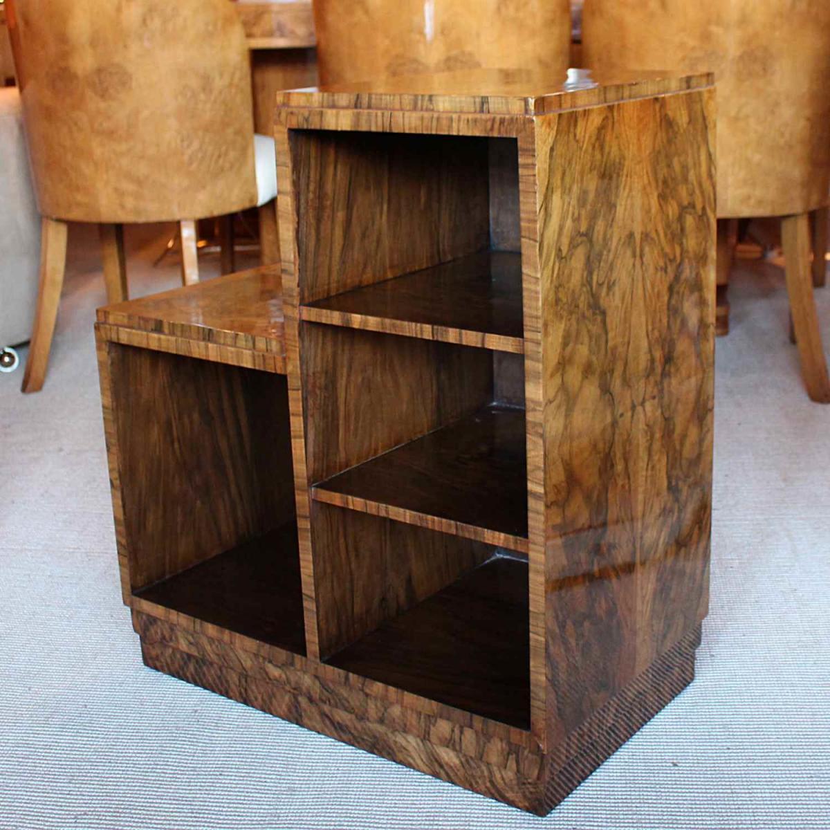 Heal's art deco bookcase