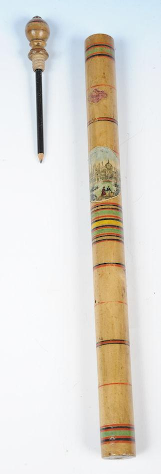 Tunbridge Ware Pencil Case