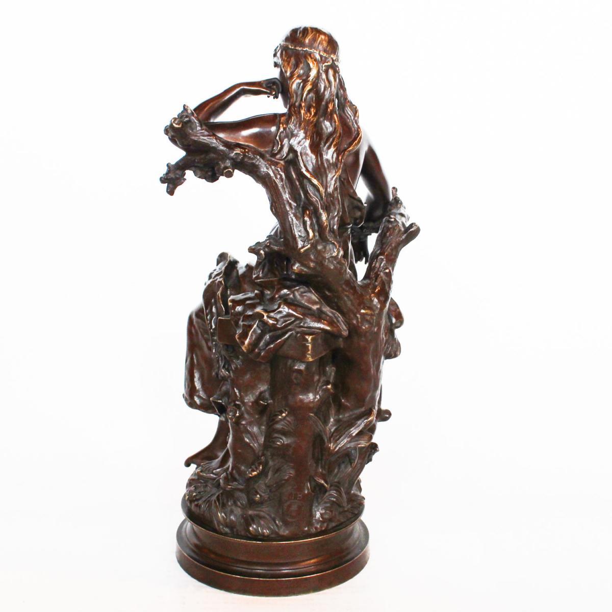 Captive by Hippolyte Francois Moreau