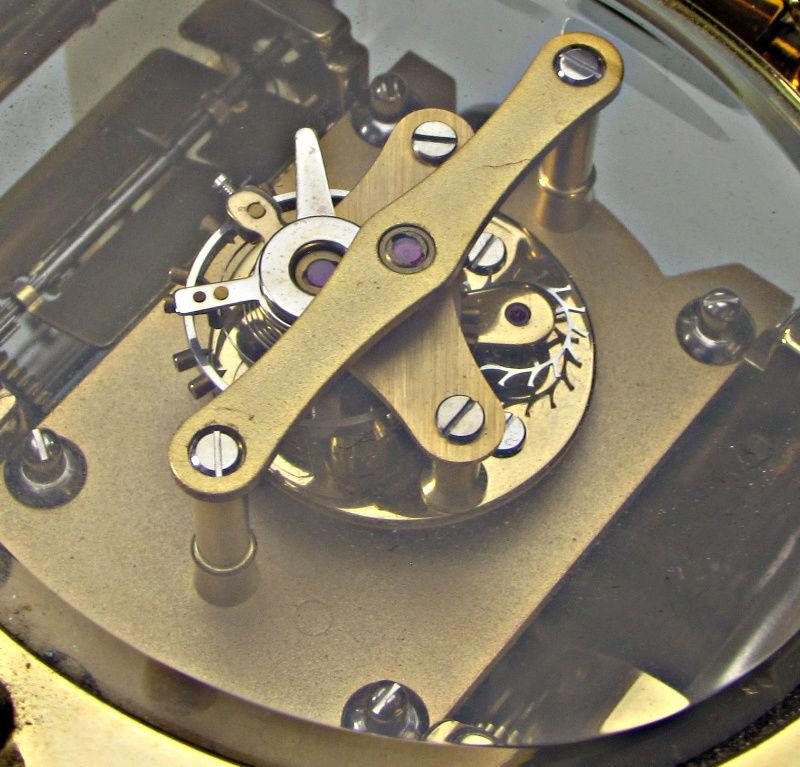 L'Epée Moonphase Carriage Clock with Tourbillon Escapement
