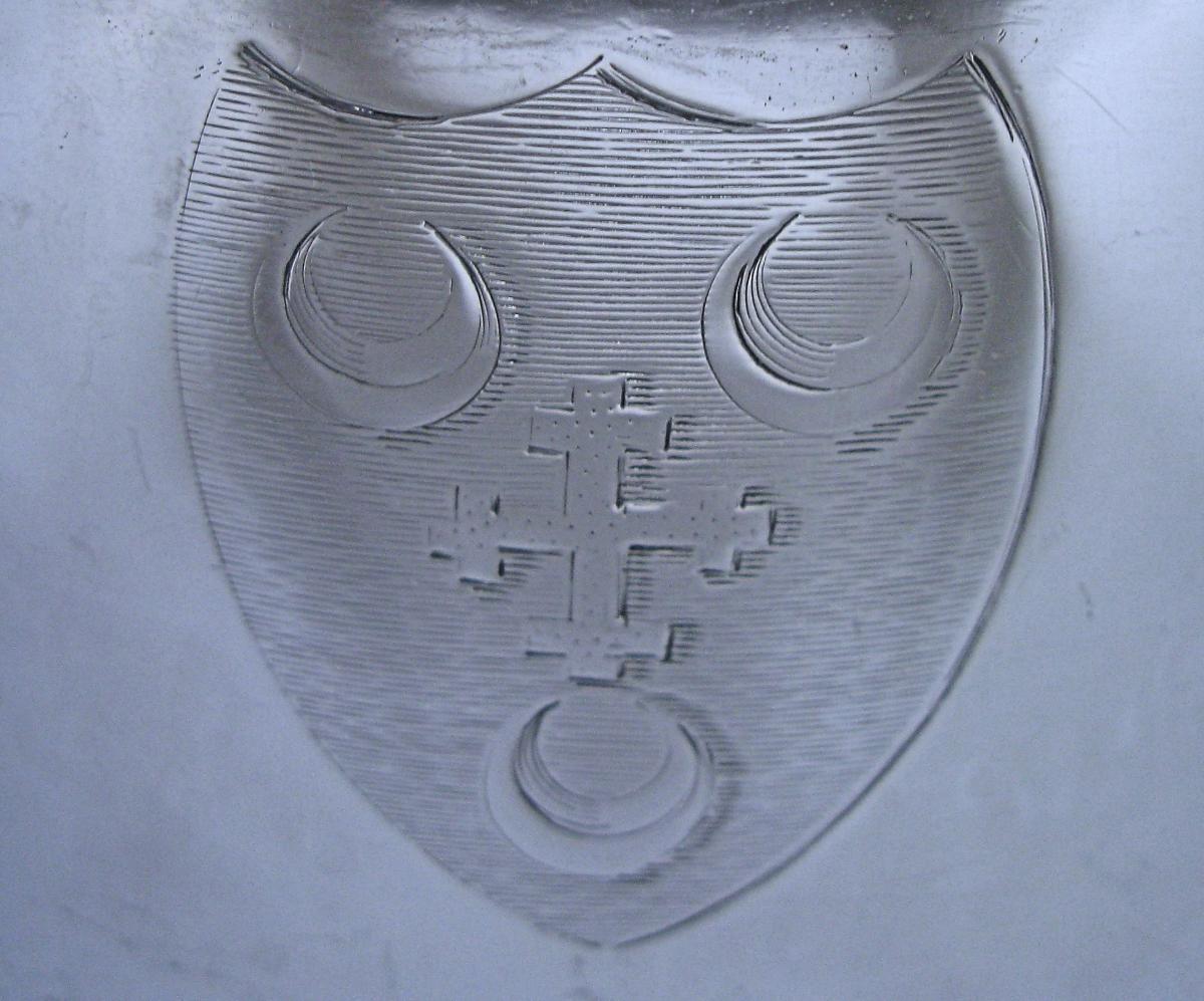 George III Sterling Silver Tea Pot