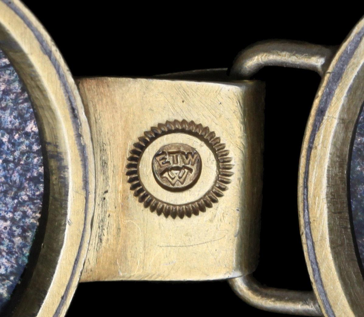 ARCHAEOLOGICAL REVIVAL Saxon Style Buckle