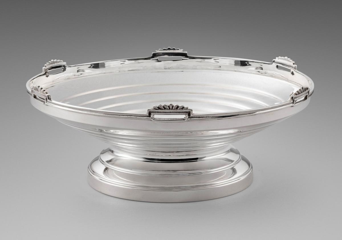 Art Deco Sterling Silver Bowl