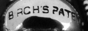 American Silver & Steel 'Birch's Patent' Adjustable Pocket Watch Key