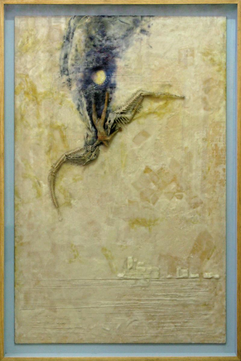 MICHAEL AYRTON (1921-1975) Icarus Falls