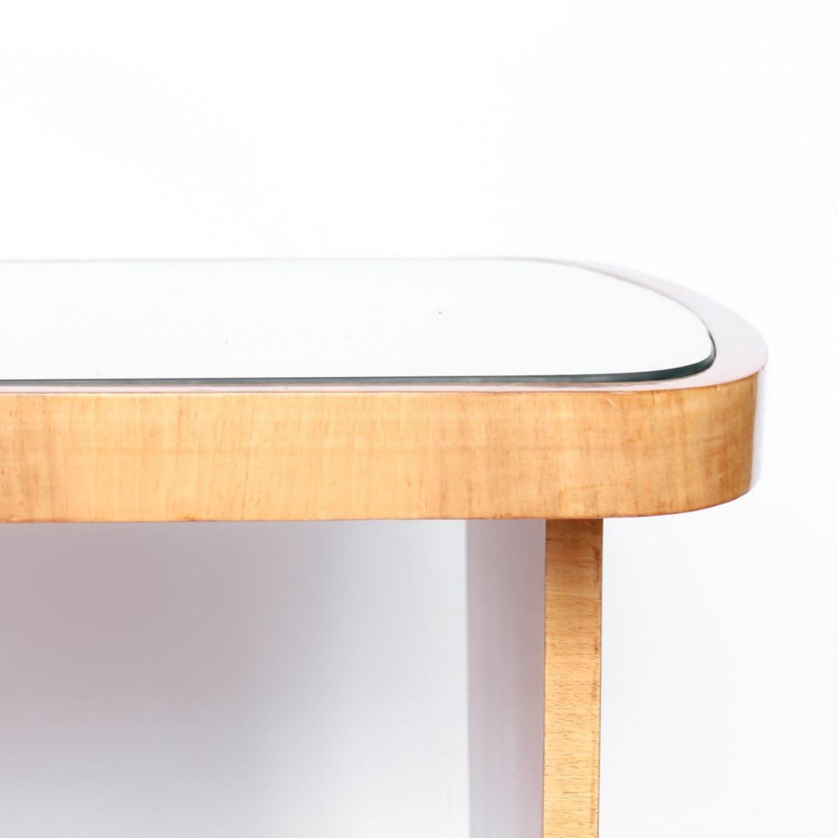 Harry & Lou Epstein coffee table.