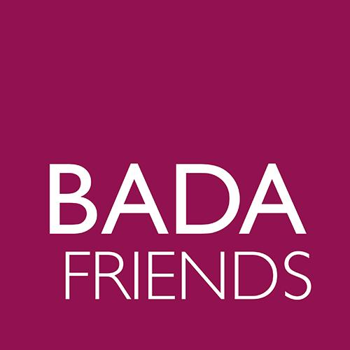 BADA Friends logo