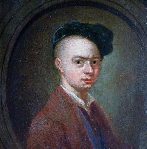 Francis Hayman Self Portrait