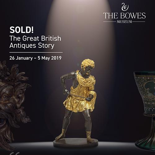 SOLD! The Story of British Antiques