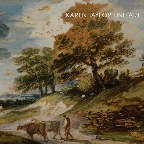 Karen Taylor British Works on Paper BADA 2019