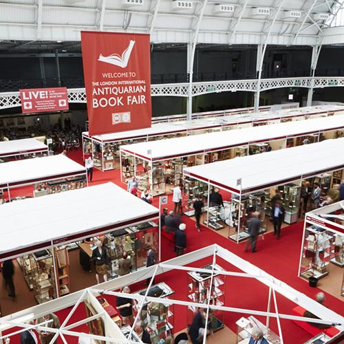 ABA Rare Book Fair London