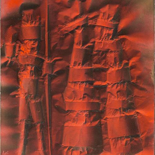 Warriors, 1959 by Corrado Cagli