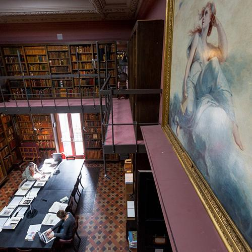 BADA Friends Royal Academy Archives: Private Evening Tour