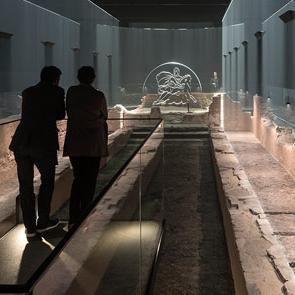 BADA Friends Billingsgate Roman Bath House and Mitheaeum