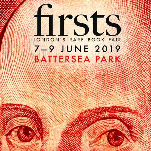 Firsts - London's Rare Book Fair