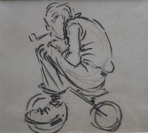 Ernest J Pomeroy Exhibition (20th Century British)