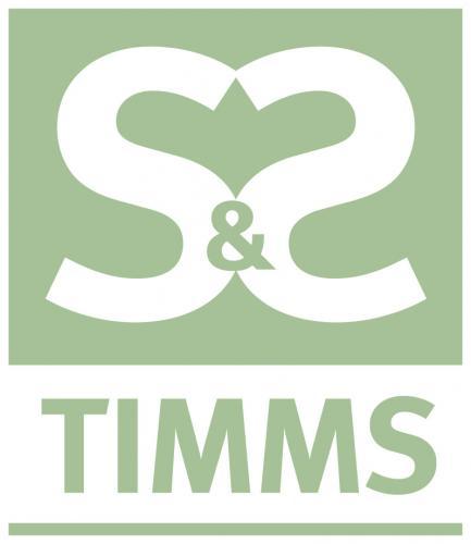 S & S Timms Logo