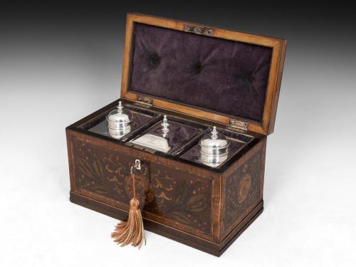 Harewood Silver Tea Chest