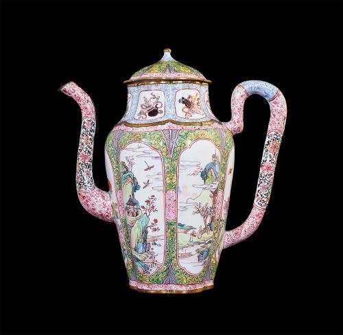 Teapot & Cover