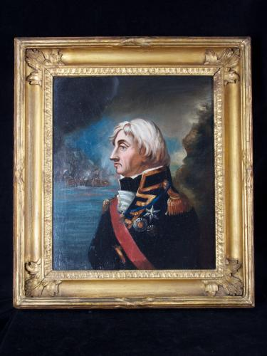 Nelson Portrait