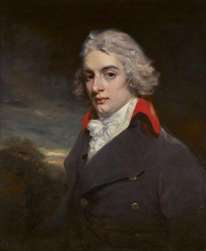 John Hoppner RA (1758-1810),Portrait of Sir John Osborn, Bt. (1772-1848)