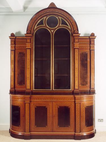 Owen Jones Cabinet