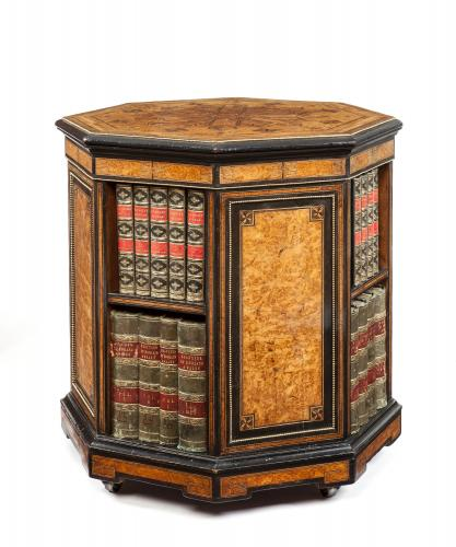 A Late Nineteenth Century Bookstand