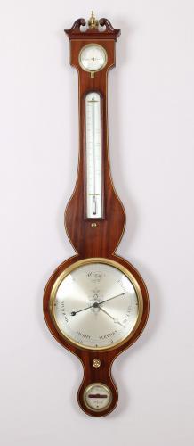 Abraham of Bath barometer