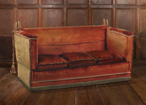 Knole Sofa and Chairs