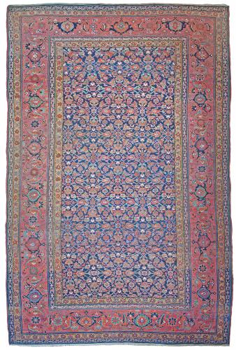 Antique Sauj Bulagh