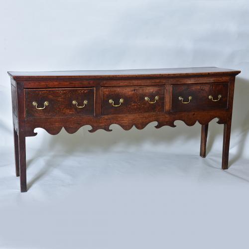 18th centuiry Oak Dresser