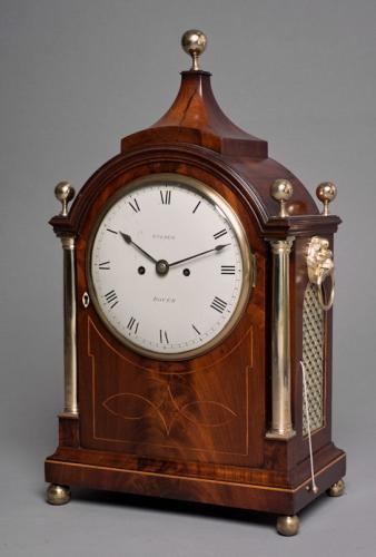 Steber Dover bracket clock