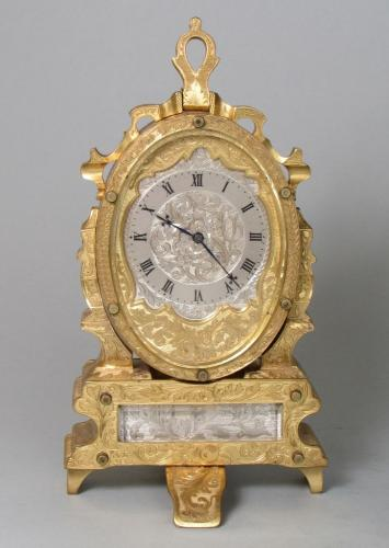 Thomas Cole strut clock
