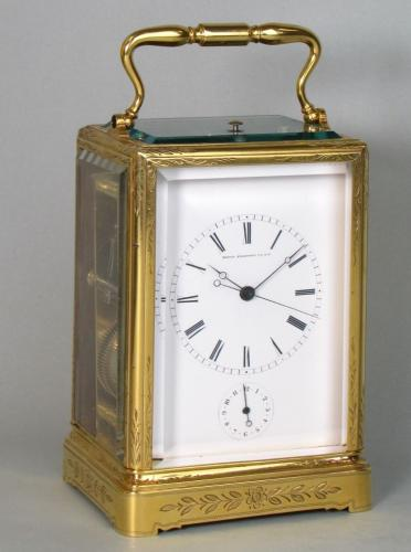 Japy Freres carriage clock