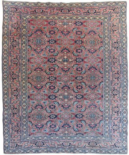 Antique Herat rug