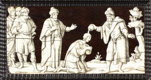 Samuel & Saul Bone Panels (4)