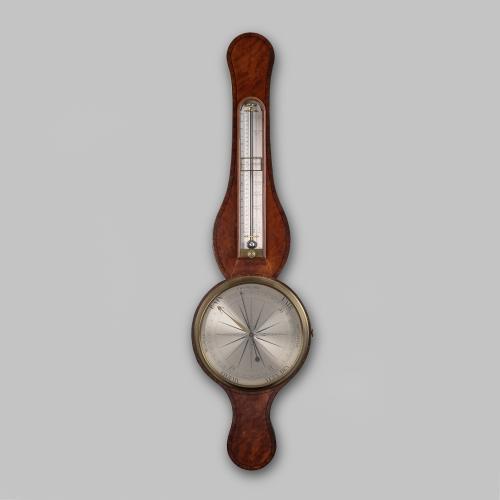 Georgian barometer