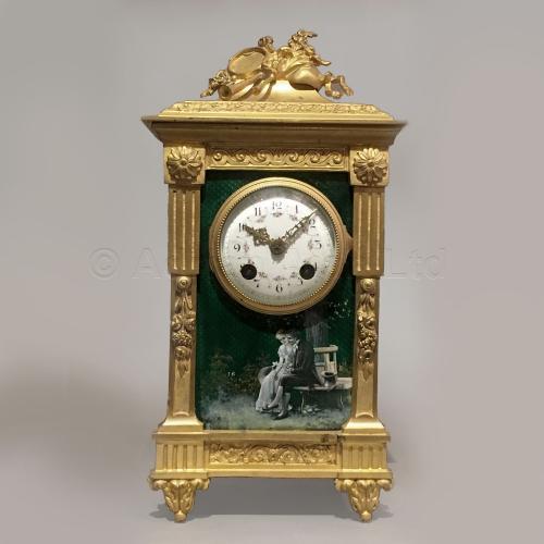 Mantel Clock ©AdrianAlanLtd